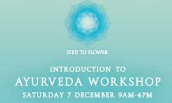 Introduction to Ayurveda Workshop